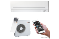 Mitsubishi Electric EcoCore AP 80 High Wall Heat Pump