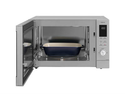 Panasonic 34l combination microwave %285%29