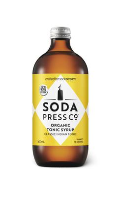 Soda Press  Classic Indian Tonic 500ML
