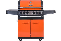 Masport Maestro BBQ - Orange (Ex-Display Model Only)