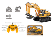 Remote Control Super Power Excavator