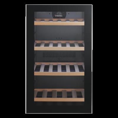 Vintec 35 bottle %28max   bourdeaux%29 wine cabinet 3