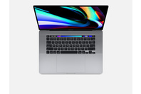 16-inch MacBook Pro with Touch Bar: 2.3GHz 8-core 9th-generation Intel Core i9 processor, 1TB - Space Grey