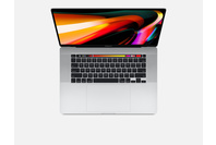 16-inch MacBook Pro with Touch Bar: 2.3GHz 8-core 9th-generation IntelCorei9 processor, 1TB - Silver