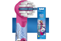 Oral-B Stages Kids Brush Head Replacement 2 Frozen 2 pack