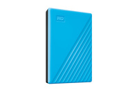 WD My Passport 2 TB Blue