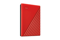 WD My Passport 2 TB Red