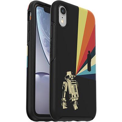 OtterBox Symmetry Case for iPhone for XR Stolen Plans (R2D2)