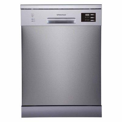 Robinhood 6 Function Dishwasher Stainless Steel