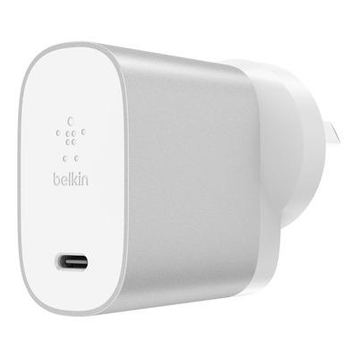 Belkin BoostUp 18W USB-C PD + 12W USB-A Wall Charger