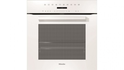 Miele h7264bp brilliant white pyrolytic oven