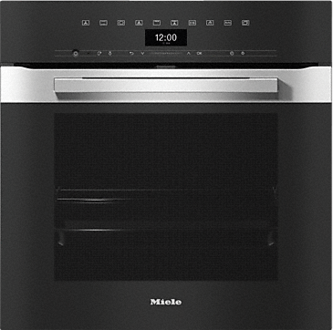 Miele PureLine CleanSteel Pyrolytic Oven