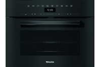 Miele VitroLine Obsidian Black Speed Oven