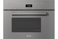 Miele VitroLine Graphite Grey Steam Oven with Microwave