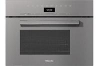 Miele DGM 7440  VitroLine Graphite Grey Steam Microwave Oven