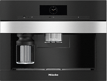 Miele CVA 7845 PureLine CleanSteel  Coffee Machine