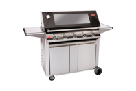 Beefeater Signature 3000e 5 Burner Mobile Barbecue - Incl Hood & Trolley