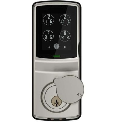 Lockly secure plus deadbolt lock