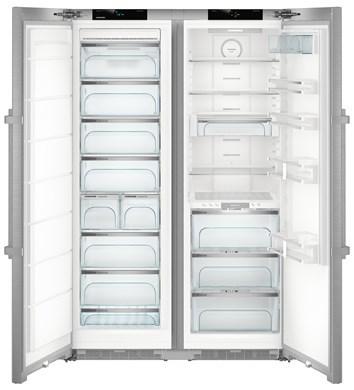 Liebherr 629l side by side fridge freezer %282%29