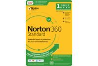 Norton 360 Standard 10GB 1 DEVICE 12 MONTH