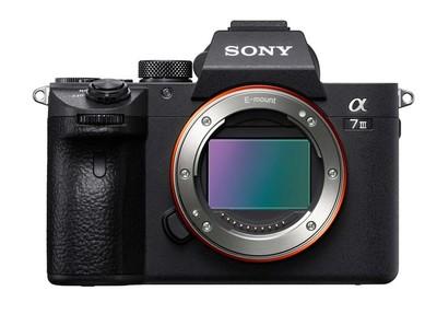 Sony 24.2MP Full Frame A7 Mark 3 (Body Only)