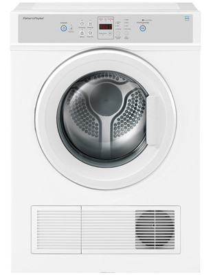 Fisher & Paykel 5kg Sensor Dryer, White