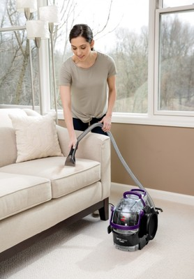 Bissell spotclean turbo carpet   upholstery washer %281%29