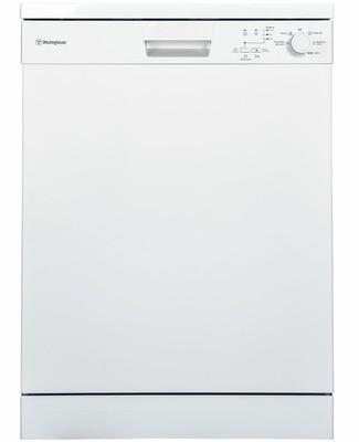 Westinghouse 60cm Freestanding Dishwasher - White