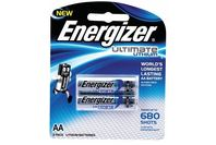 Energiser Battery AA Energizer Ultimate Lithium Pack