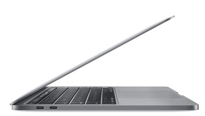 Apple 13 macbook pro touch    space grey %283%29