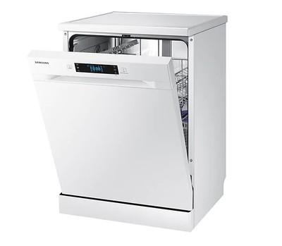 Samsung white freestanding dishwasher %285%29