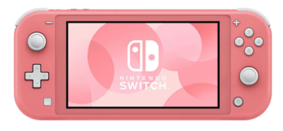 Nintendo Switch Console Lite Coral