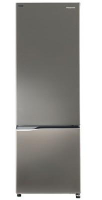 Panasonic 358L Bottom Mount Refrigerator (Stainless Steel)