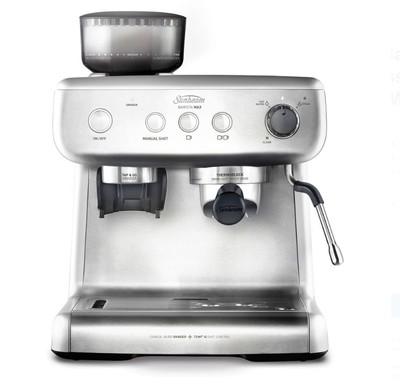 Sunbeam Barista Max Coffee Machine - Silver