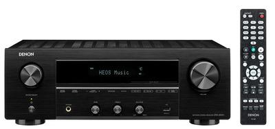 Denon Two-channel Hi-Fi network receiver with 100W per channel, Heos, alexa