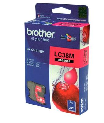Brother Ink LC38M Magenta Cartridge