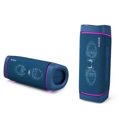 Sony extra bass wireless speaker blue 5