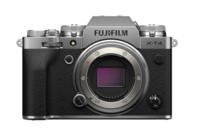 Fujifilm X-T4 Body Silver + Fujifilm Xf55-200Mmf3.5-4.8 R Ois