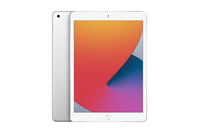 Apple 8th Gen 10.2-inch iPad Wi-Fi 32GB - Silver