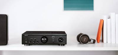 Denon integrated amplifier   5