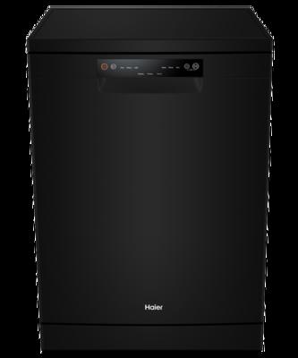 Haier Dishwasher 15 Place Setting - Black