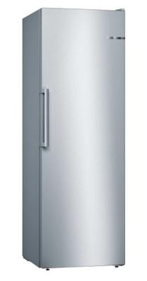 Bosch 246L Freestanding Freezer - Stainless Steel