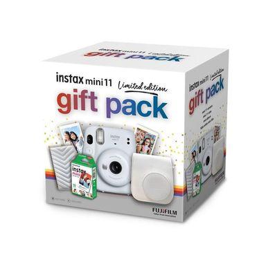 Fujifilm Instax Mini 11 Gift Pack Ice White
