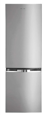 Westinghouse 370l Bottom Mount Refrigerator - Arctic Silver Finish