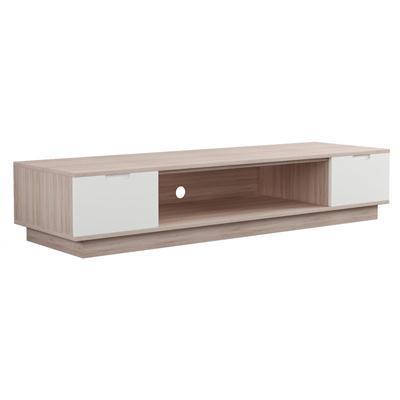 Criterion Tauris Rio 2200 Lowline TV Cabinet (Oak)