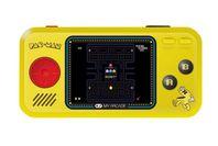 Pac-Man Hits Handheld Gaming System