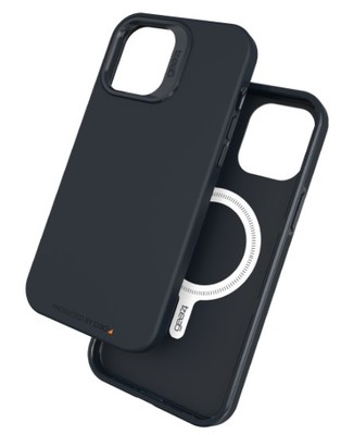 Gear4 - Rio Snap Case for Apple iPhone 12 / 12 Pro - Black
