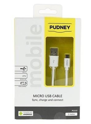 Pudney USB C Adaptor Kit contains 2 adaptors (USB C Plug to USB Micro Socket and a USB C Plug to USB A Socket)