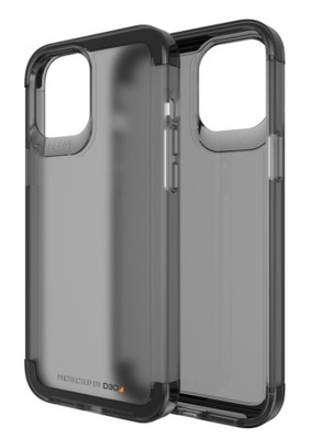 Gear4 D3O Wembley Case for Apple iPhone 12 Pro Max - Smoke