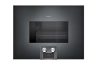Gaggenau 400 Series Anthracite Combi-steam Oven Right Hinge 45cm